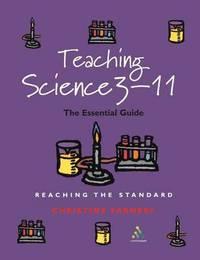 Teaching Science 3-11 by Christine Farmery image