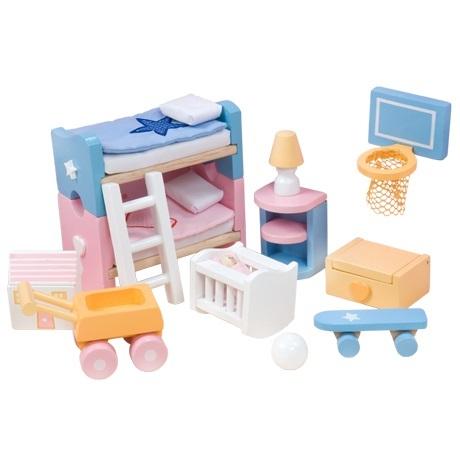 Le Toy Van: Sugar Plum Children's Room Furniture Set
