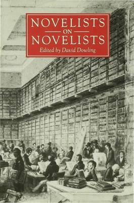 Novelists on Novelists image