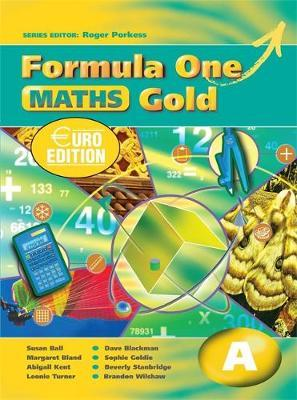 Formula One Maths Euro Edition Gold Pupil's Book A image