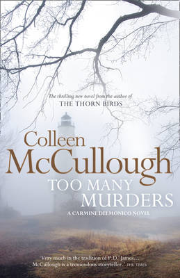 Too Many Murders by Colleen McCullough image