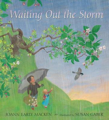 Waiting Out The Storm by Macken Joanne Early image