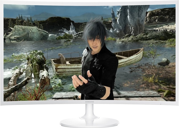 "32"" Samsung Curved 4ms FHD Gaming Monitor"