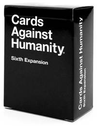 Cards Against Humanity: 6th Expansion