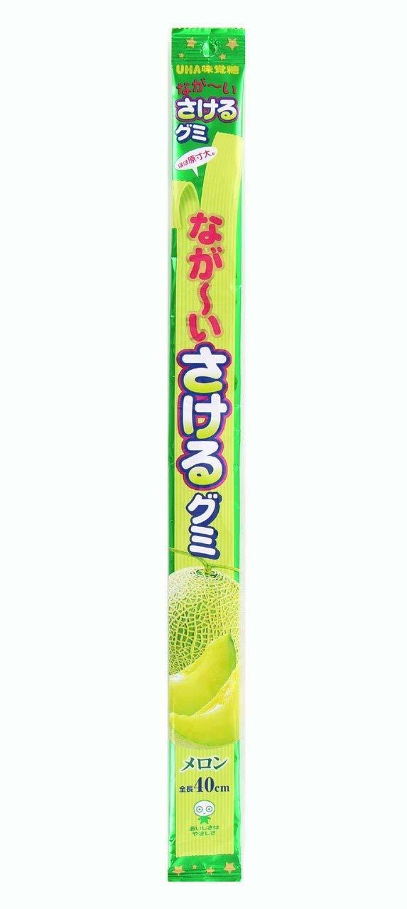 Long Sakeru Gummy - Melon image