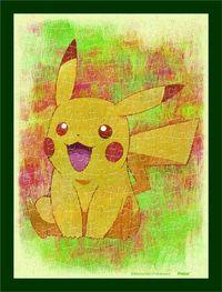 Jigsaw Puzzle Pokemon: Gokigen Pikachu 150pcs