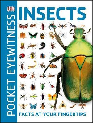 Pocket Eyewitness Insects by DK