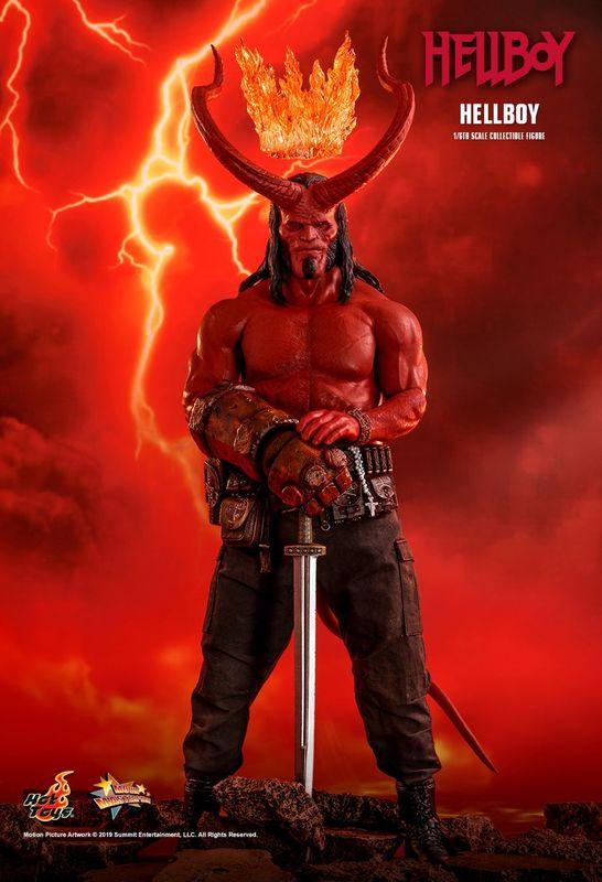 "Hellboy (2019) - Hellboy - 12"" Articulated Figure"