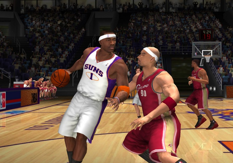 NBA '08 for PlayStation 2 image