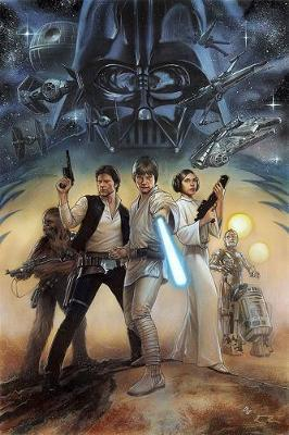 Star Wars: The Original Trilogy - The Movie Adaptations by Marvel Comics