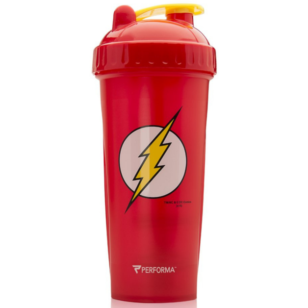 Performa: DC Comics Protein Shaker - Flash (800ml)