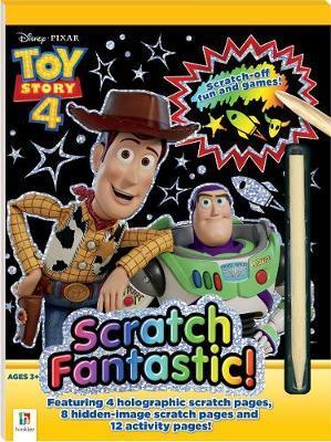 Scratch Fantastic: Toy Story 4 - Activity Kit