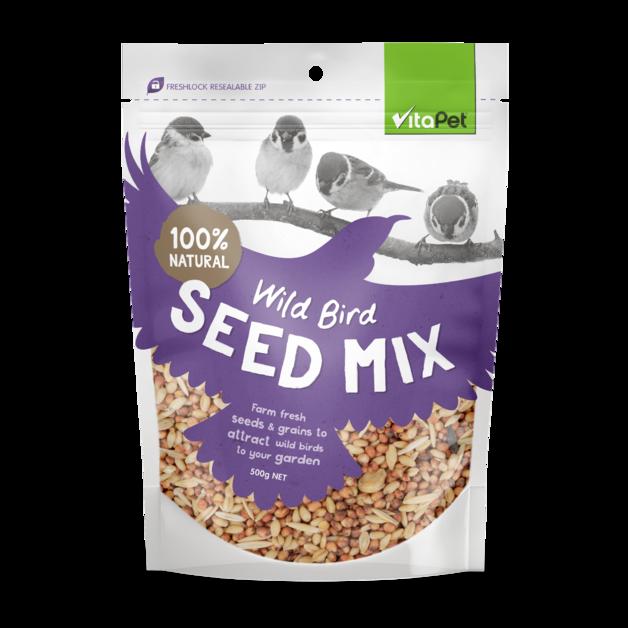 Vitapet: Wild Bird Seed 500g