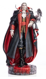 "Castlevania: Symphony of the Night - Dracula 20"" Premium Statue"