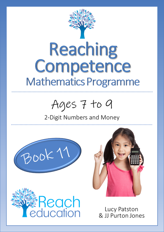 Reaching Competence Mathematics Programme - Book 11 by Lucy Patston & JJ Purton Jones