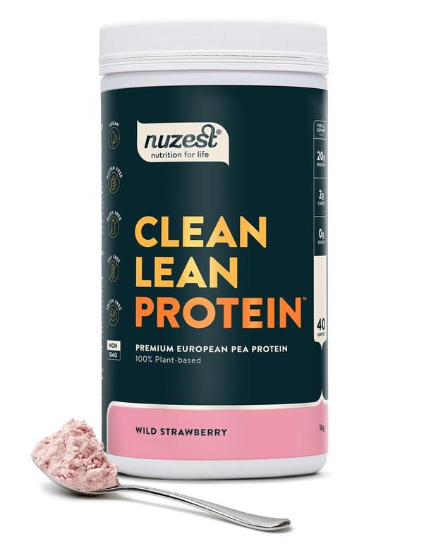 Nuzest Clean Lean Protein - Wild Strawberry (1kg)