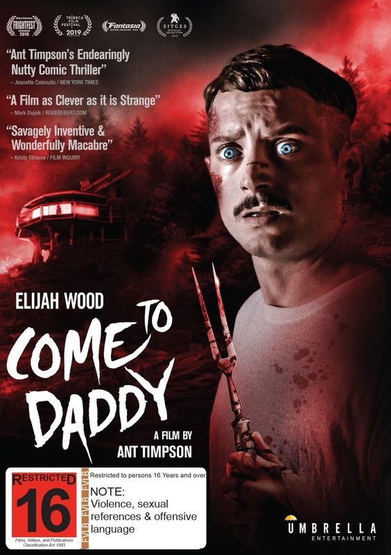 Come to Daddy on DVD