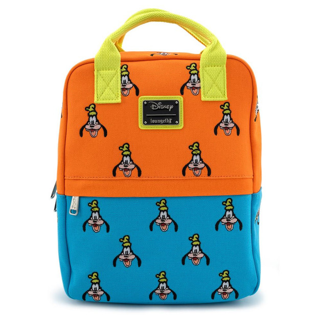 Loungefly: Disney Goofy Face Backpack