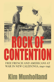 Rock of Contention by Kim Munholland