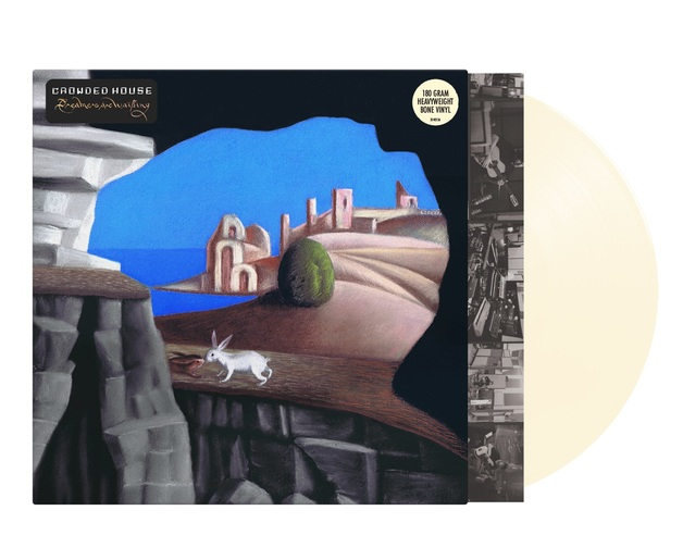 Dreamers Are Waiting (Limited Coloured Vinyl) by Crowded House
