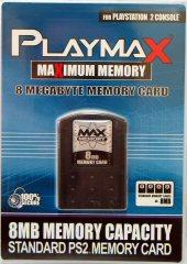 Playmax 8MB Memory Card for PlayStation 2