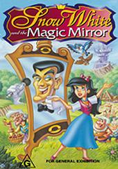 Snow White and the Magic Mirror on DVD