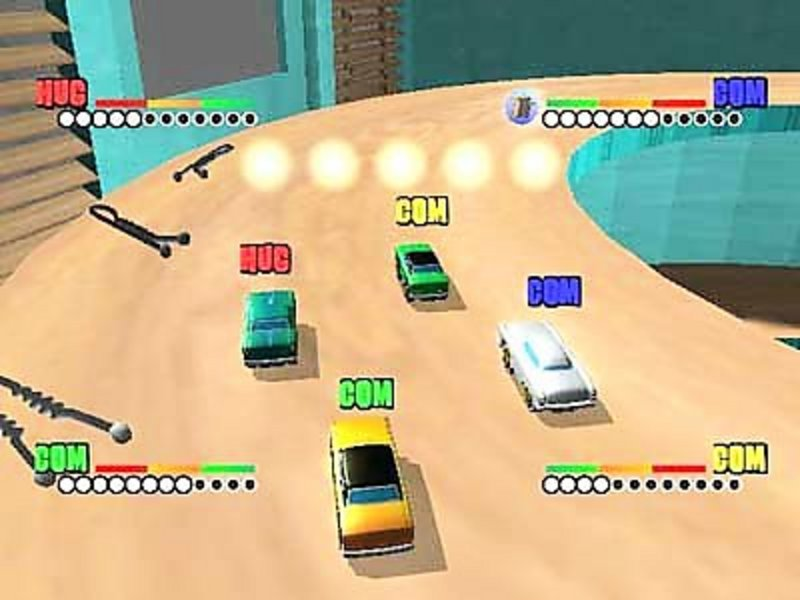 Micro Machines V4 for PSP image