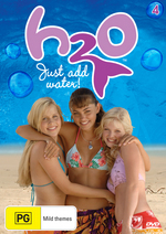 H2O - Just Add Water!: Vol. 4 on DVD