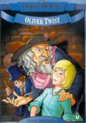 Oliver Twist (Charles Dickens) (Animated) on DVD