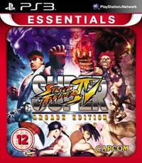 Super Street Fighter IV Arcade Edition (PS3 Essentials) for PS3