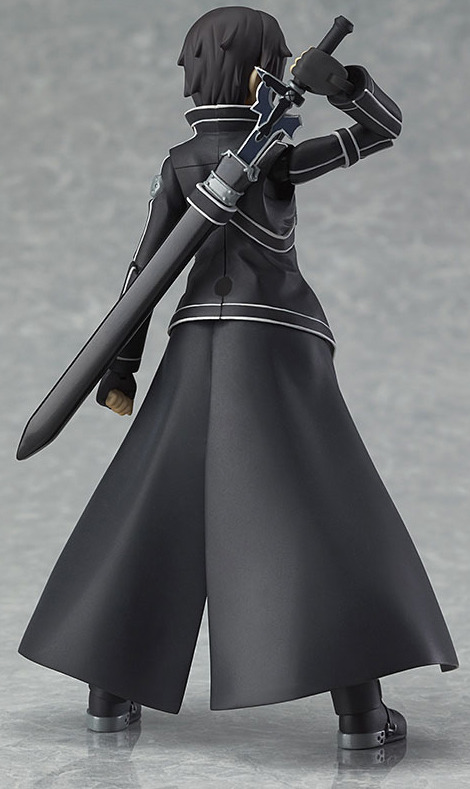 One Line Art Action : Sword art online kirito figma action figure images at