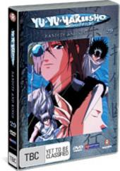 Yu Yu Hakusho - Ghost Files: Vol. 29 - Bandits And Kings on DVD