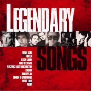 Legendary Songs (2CD) by Various