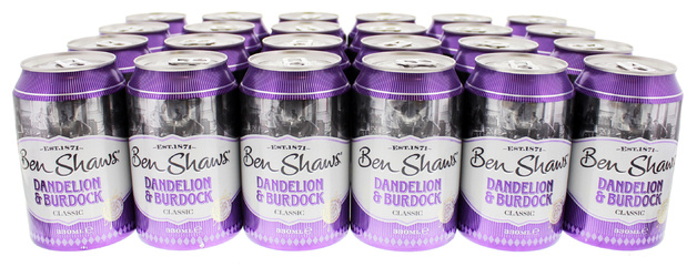 Ben Shaws Dandelion & Burdock (330ml)