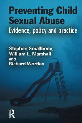 Preventing Child Sexual Abuse by Stephen Smallbone image