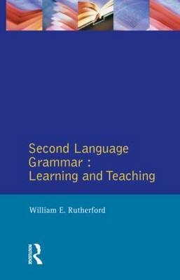 Second Language Grammar by William E. Rutherford image