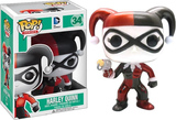 Harley Quinn Metallic Pop! Vinyl Figure