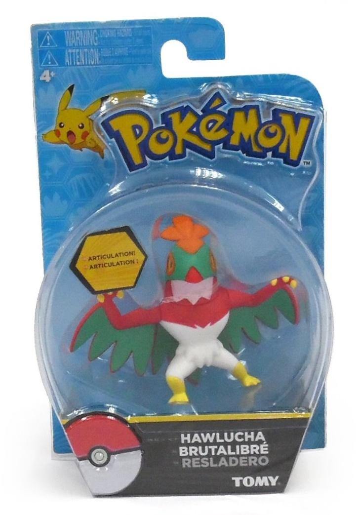 Pokemon Hawlucha 3 Figure Toy At Mighty Ape Australia