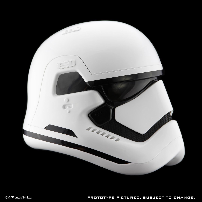... Star Wars First Order Stormtrooper Helmet - Prop Replica image & Star Wars: First Order Stormtrooper Helmet   at Mighty Ape NZ