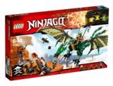 LEGO Ninjago: The Green NRG Dragon (70593)