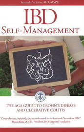 IBD Self-Management by Sunanda V. Kane image