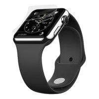 Belkin ScreenForce InvisiGlass Advanced Flexible Glass Screen Protector for Apple Watch (38mm)