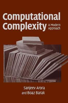Computational Complexity by Sanjeev Arora image