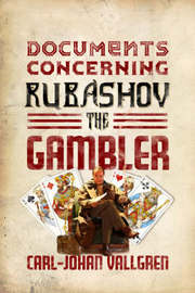 Documents Concerning Rubashov the Gambler by Carl-Johan Vallgren image