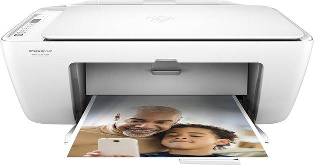 HP Deskjet 2620 7.5ppm Inkjet Multi Function Printer
