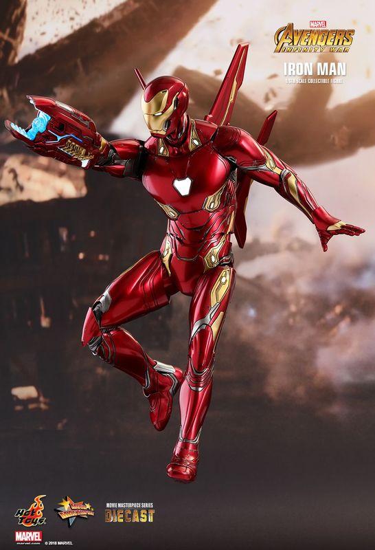 Avengers: Infinity War - Iron Man - 1:6 Scale Diecast Figure