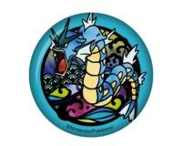 Pokemon: Kirie Series - Can Badge (Gyarados A)