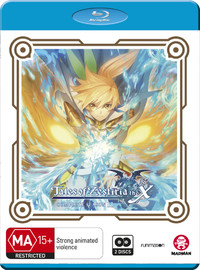 Tales Of Zestiria: The X - Complete Season 2 on Blu-ray