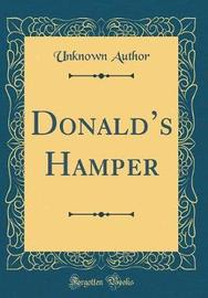 Donald's Hamper (Classic Reprint) by Unknown Author image