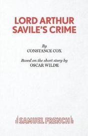 Lord Arthur Savile's Crime by Oscar Wilde